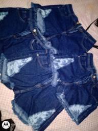 Shorts por 25 reais