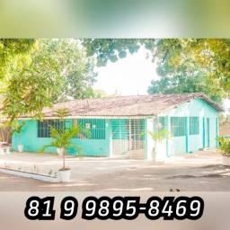 Vendo Linda Granja com 3 quartos , quintal enorme em Cidade Tabajara (bj)