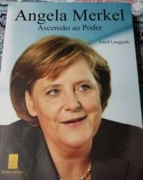 Livro Angela Merkel Ascensão ao Poder