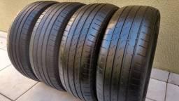 4 Pneus Pirelli 195/55 15 em ótimo estado