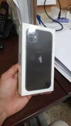 IPhone 11 64GB nacional, Anatel, lacrado, 1 ano de garantia, ios 13