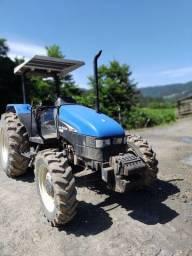 Vendo trator 55 traçado com carreta agrícola 4 toneladas