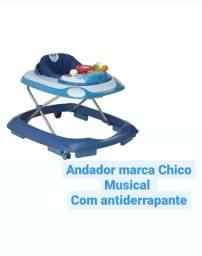 Andador marca Chico Semi-novo