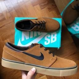 Nike SB Stefan Janoski Brown/Gum