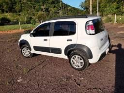 Fiat uno 1.4 automático 2016