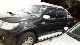 Hilux 2012 Diesel Top de linha - Novíssima!
