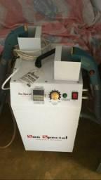 maquina de tira linha nova com nota e garantia