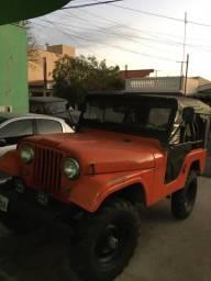 Ford Jeep 1971 - Estudo trocas