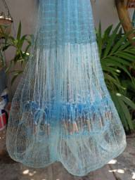 Tarrafa nylon malha 2