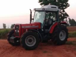 Trator 297 traçado 4x4 ENROLADO NO BANCO