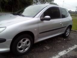 Peugeot 206 quick silver ano 2003