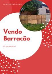 Vendo Barracão  com  kitnets para alugar / Ótimo negócio