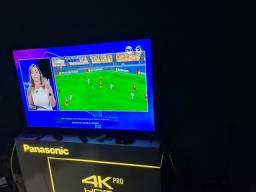 TV TCL zerada  top top completa 65 smart 4k