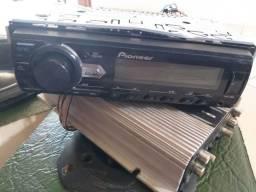 Vendo radio piooner modulo todos novos