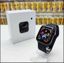 Relógio smart watch W26 44mm tela infinita