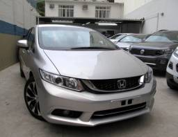 Honda Civic Lxr Automático Blindado