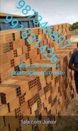 Tijolos direto de fabrica e preços de fabrica