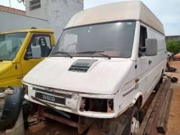 Iveco van 3510 várias peças