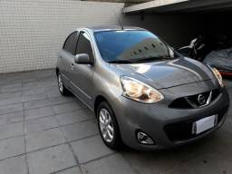 Nissan March  2015 SV 1.6 Completissimo Farol Neblina R$ 31.800