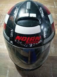 Vendo capacete Nolan Italiano Importado
