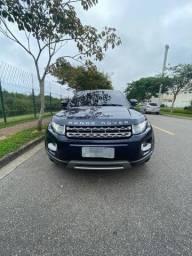 Range Rover Evoque - Blindada