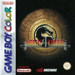 Mortal kombat 4 game boy lacrado