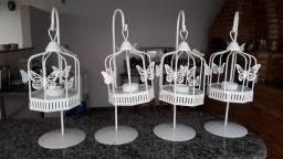 Gaiola decorativa Porta vela