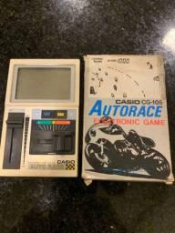 Auto Race - Casio Game portátil (80?s)