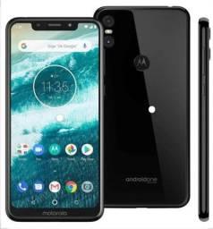 Smartphone Motorola One XT1941 Preto 64GB