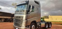 Volvo FH 540 6x4 globetrotter bug leve 2016 automatico R$ 450.000