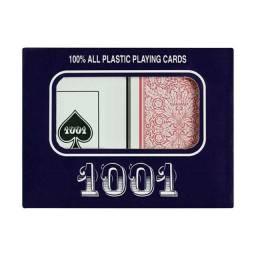Baralho 1001 Plástico - Copag