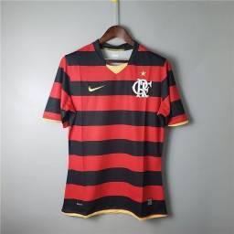 Camisa Nike Flamengo Retrô I - 2008/2009