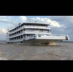 Lindo Ferry boat com entrada mas parcelas.