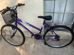 Título do anúncio: bicicleta fox  houston aro 26