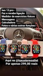 Relógio digital - smart watch iwo 13
