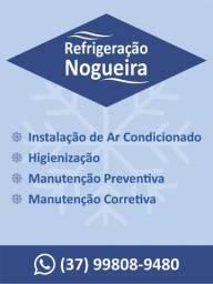 Instalação de Ar Condicionado( leia anúncio)