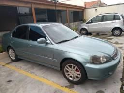 Vendo Honda Civic 99 ex automático