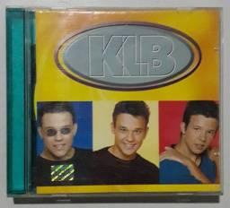 Vendo Cd KLB Ela Não Está Aqui 2000 Original