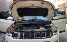 Título do anúncio: Jeep Compass Longitude com Teto e Multimídia destravada