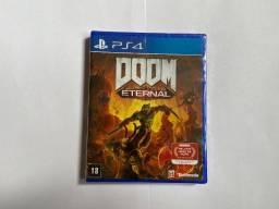 Doom Eternal PS4 Lacrado - até 12x sem juros no cartão