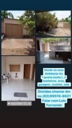 Título do anúncio: Vende-se casa Abâdiania Velha