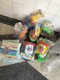 Título do anúncio: Brinquedos para bebês