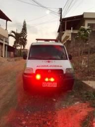 Título do anúncio: Ambulância Doblò Todos acessórios