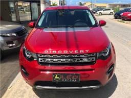 Título do anúncio: Land rover Discovery sport 2016 2.0 16v td4 turbo diesel se 4p automático