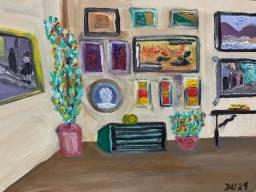 Quadro Pintura 30x40