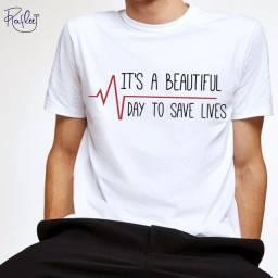 Título do anúncio: Camisas Grey?s Anatomy