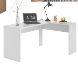 Escrivaninha em L Presence - Catálogo completo via whats