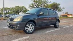 Título do anúncio: Renault Clio 1.6 16V Authentic Hi-Flex 5p 2007/2008