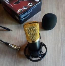 Título do anúncio: Microfone condensador