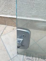 Título do anúncio: Porta de Blindex 80 cm x 80 cm para piscina  ou pet